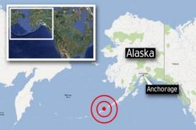 Es Meleleh di Alaska, Mega Tsunami Mengancam Setahun…
