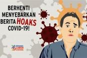 Hoaks Covid-19 Beredar Luas, Kominfo Take Down 1.759 Konten di Medsos