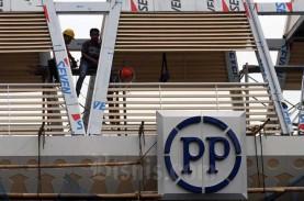 PT PP (PTPP) Bukukan Kontrak Baru Rp11,8 Triliun hingga…