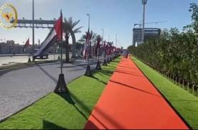 Diplomasi 'Jalan Jokowi' di Abu Dhabi & Proyek Besar…