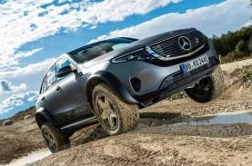 Mercedes-Benz Kenalkan Mobil Listrik Off-road EQC