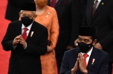 Satu Tahun Jokowi - Ma'ruf, DPR: Ekonomi Kurang Memuaskan, Stabilitas Politik Sudah Bagus