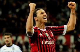 Zaccheroni Ternyata Lebih Pilih Ibrahimovic Ketimbang Ronaldo, ini Alasannya