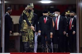 Setahun Kinerja Jokowi-Ma'ruf, Apa Kabar Lima Sektor…