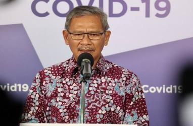 Achmad Yurianto, dari Jubir Satgas Covid-19 jadi Calon Dewas BPJS Kesehatan