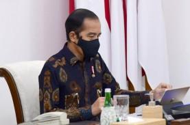 Setahun Jokowi-Ma'ruf: Pandemi Covid-19 dan Inovasi…