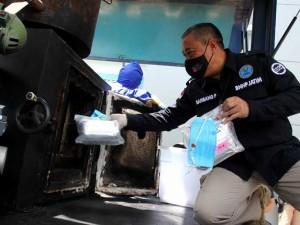 BNNP Jawa Timur Musnahkan Sabu Seberat 11,27 Kilogram