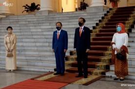 Jokowi Apresiasi Kunjungan PM Jepang ke Indonesia…