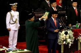 Setahun Jokowi-Ma'ruf: Fraksi Koalisi di DPR Dominan,…