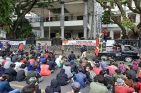 3.000 Personel Amankan Demo Omnibus Law di Malang,…