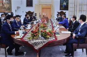 Jokowi dan PM Jepang Bicara Kerja Sama Infrastuktur,…