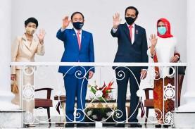 Foto-Foto Pertemuan Presiden Joko Widodo Dengan Perdana…