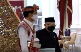 Setahun Jokowi-Ma'ruf: Koalisi Menebal, Penyimpangan Kuasa Potensial