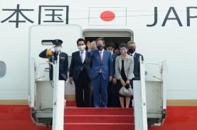 PM Jepang Temui Jokowi, Sinyal Positif Investasi Asing…