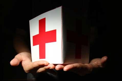 Ilustrasi rumah sakit - bisnis.com