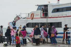 PROTOKOL KESEHATAN : Wisata Kepulauan Seribu Terapkan…