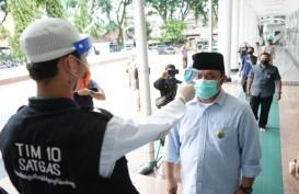 PROTOKOL KESEHATAN : Udinus Ciptakan Kamera Pendeteksi Suhu & Masker