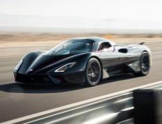 SSC Tuatara Geser Bugatti dari Tahta Mobil Tercepat di Dunia