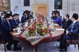 KUNJUNGAN PM JEPANG KE INDONESIA : Tamu Spesial di…