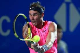 Rafael Nadal Pastikan Ambil Bagian di Paris Masters