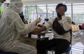 Antisipasi Lonjakan Penumpang, Bandara Juanda Perketat Protokol Kesehatan