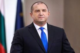 Presiden Bulgaria Rumen Dikarantina