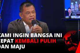 Gatot Nurmantyo: Utang Jokowi Nyaris Rp6 Ribu Triliun,…