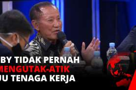 Amir Syamsuddin: Tak Masuk Akal Demokrat Dalangi Demo…