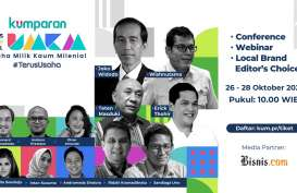 Kumparan Selenggarakan Festival UMKM Online Pertama dan Terbesar di Indonesia