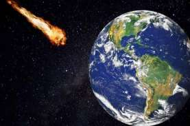Asteroid Diprediksi Menabrak Bumi 2 November 2020