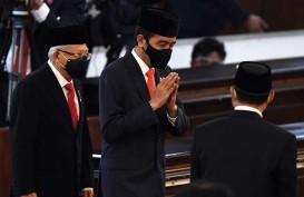Rapor 1 Tahun Jokowi-Ma'ruf Amin, Rasio Utang Hampir 35 Persen Diklaim Masih Aman