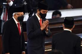 Rapor 1 Tahun Jokowi-Ma'ruf Amin, Rasio Utang Hampir…