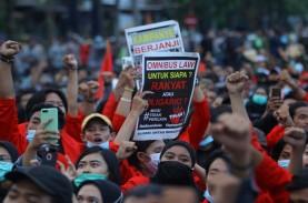 Ratusan Demonstran Diamankan Polisi di Jatim Negatif…