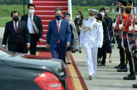 PM Jepang Buka Peluang Kerja Sama Pertahanan dengan…
