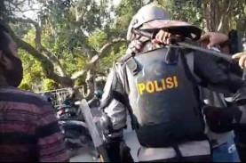 Viral Intel Brimob Dipukuli Polisi Saat Amankan Mahasiswa…