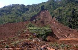 Cegah Longsor, Manggarai Barat Petakan Daerah Rawan Bencana Hidrometeorologi