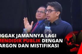 Pakar Hukum UGM Nilai Jokowi Disorientasi Kepemimpinan…