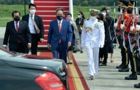 PM Suga Bantah Jepang Ingin Bentuk Pakta Pertahanan Indo-Pasifik
