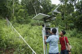 20 Desa di Bantul Aktifkan Pos Siaga Darurat Bencana…