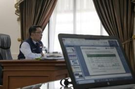 Gubernur Jabar Minta Masukan WHO Soal Penanganan Covid-19
