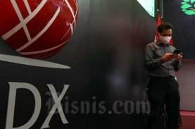 1 Tahun Jokowi-Ma'ruf: Seperti Apa Pasar Modal RI…