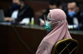 Majelis Hakim Tolak Eksepsi Pinangki, Sidang Tipikor Dilanjutkan