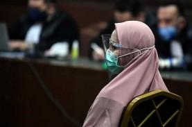 Majelis Hakim Tolak Eksepsi Pinangki, Sidang Tipikor…