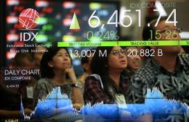 Wow! Kapitalisasi Pasar Modal RI Diramal Tembus Rp10.000 Triliun