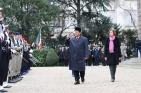 Prabowo Kembali Bertemu dengan Menhan Prancis, Bahas…