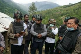 Penambahan Personel Aparat di Papua, Menkopolhukam:…
