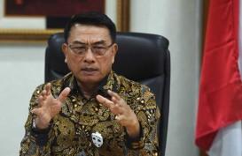 Komunikasi Publik UU Ciptaker Sangat Jelek, Moeldoko: Semua Ditegur Jokowi!