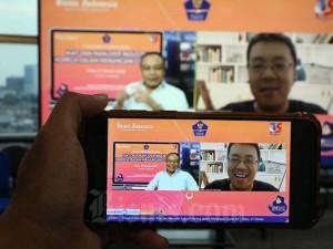 Bisnis Indonesia Gelar Webinar Membahas Strategi Industri Horeca saat Pandemi