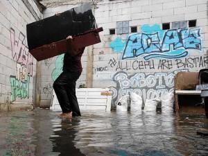 Sejumlah Titik di Bekasi Terendam Banjir Akibat Hujan Lebat