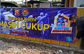 Banten Kembali Memperpanjang PSBB hingga 19 November